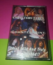 CHASTAIN HARRIS  Cassette HAND SIGNED AUTOGRAPHED by ALL FOUR MEMBERS