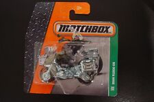 Matchbox diecast BMW R1200 GS #120/125 2016 series DMH19