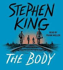 The Body by Stephen King (2016, CD, Unabridged)