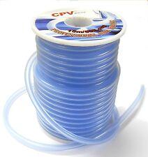 51821B Light Blue RC Engine Nitro Glow Fuel Line 1 Meter 4mm OD x 2mm ID