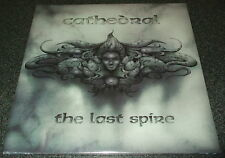 CATHEDRAL-THE LAST SPIRE-2013 2xLP TRANSPARENT PURPLE VINYL-LIMITED TO 500-NEW