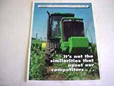 John Deere 8100T, 8200T, 8300T, 8400T Tractor Brochure                      b4