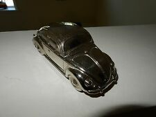Vintage VW Oval Bug 1950s Flip Top Volkswagen Beetle Table Top Lighter VERY RARE
