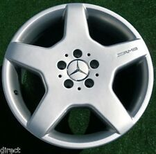 1 PERFECT OEM Genuine AMG Mercedes-Benz S430 S500 S600 18 inch Rear WHEEL 65310