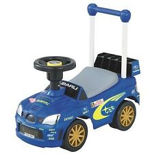 New SUBARU IMPREZA WRC Ride-on toy Car for kids NEW F/S From JAPAN