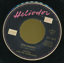 JOHNNY AND THE HURRICANES 45 TOURS GERMANY OH DU LIEBER