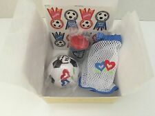American Girl Bitty Twins Soccer Accessories for Dolls  NEW in AG Box