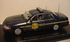 Delaware State Police Trooper 2007 Ford  Police Cruiser First Response
