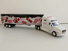 COCA COLA TRUCK Long Hauler 1/64 Motorcity Classics 434618 COKE ON ICE LKW
