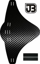 JOllify Carbon Mud Guard Parafango Anteriore DH XC AM DIRT ENDURO BIKE MTB #503
