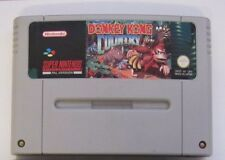 SUPER NINTENDO SNES DONKEY KONG COUNTRY GAME CART ONLY UKV PAL