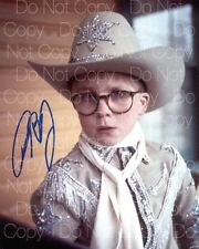 A Christmas Story signed Peter Billingsley 8X10 photo picture autograph RP 2