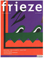 FRIEZE #173 09/2015 MATH BASS Lara Favaretto AHMET OGUT Mimesis KOKI TANAKA @New