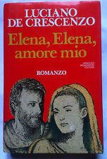 Elena Elena amore mio Luciano De Crescenzo