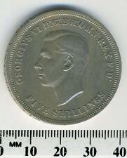 Great Britain 1951 - Crown - King George VI - St. George slaying the dragon