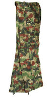 NEW CARGO SWISS ARMY COMBAT TROUSERS IN ALPENFLAGE CAMO M93
