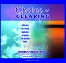 Chakra Clearing CD by Doreen Virtue (NEW)