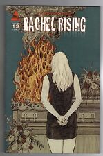RACHEL RISING #19 - TERRY MOORE STORY, ART & COVER - ABSTRACT STUDIO - 2013