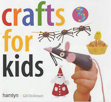 Crafts for Kids by Gill Dickinson (Paperback, 2003)