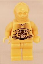 LEGO: MINIFIG: STAR WARS: C-3PO - Pearl Light Gold