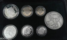 Australia's Baby Coin Set of Year 2000, Proof Coins & UNC in Original Mint Set