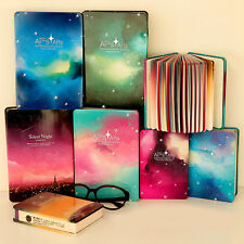 Metal Cover Silent Night Sketchbook Vintage Diary Book Journal Planner Notebook