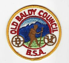 BOY SCOUT   OLD BALDY COUNCIL CAMPS PP      60'S  CALIF