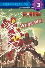 Whiplash! (Marvel: Iron Man) (Step into Reading) Random House Paperback