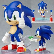 Hot The HEDGEHOG Super Sonic PVC Action Figure Toy 9cm / 3.5""