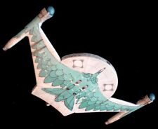 TOS Romulan Bird of Prey Hi-Resolution Decal Patterns!, 4 JPG files in 8 colors!