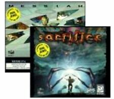Messiah and Sacrifice  Two Great Games for PC  New Dual Jewel Case Bundle