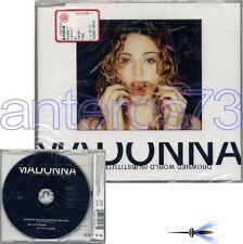 "MADONNA ""DROWNED WORLD"" RARE CDMAXI 3 TRACKS - SEALED"