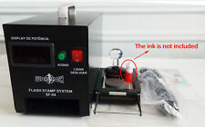 Digital Photosensitive seal Flash Stamp Machine Selfinking Stamping Making 220V