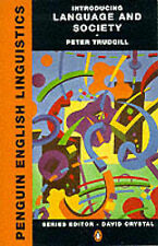 Introducing Language and Society (Penguin English Linguistics), Trudgill, Peter,