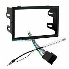 VOLKSWAGEN CAR STEREO DOUBLE/2/D-DIN RADIO INSTALL DASH KIT W/ WIRES 95-9012