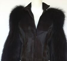 NEW Salvatore Ferragamo  Fur Jacket