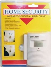 Wireless Mini PIR Alert Infrared Motion Detector Sensor Home Security Alarm