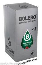 Bolero DRINKS – Bolero Watermelon (Wassermelone) - 12 Beutel für 18-36 Liter