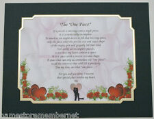Personalized Poem GIFT  The PERFECT Valentine's Day Gift for HIM or HER