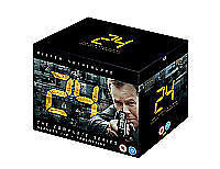 24 - COMPLETE SEASONS 1-8 - NEW DVD