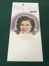 PATSY CLINE Collection by MCA CD Box Set 104 Songs 4 Discs 4 hrs 25 min playing