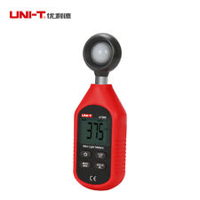 UNI-T UT383 LCD Digital Handheld Lux Light Meter Luxmeter Lux / FC Photomet