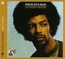 Gil Scott-Heron, Gil Heron Scott, Brian Jackson - Pieces of a Man [New CD] UK -