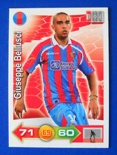 CARD CALCIATORI PANINI ADRENALYN 2011/12 - N. 56 - BELLUSCI - CATANIA - new