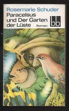 Paracelsus und Der Garten der Lüste – Rosemarie Schuder  DDR bb-Reihe Nr. 547