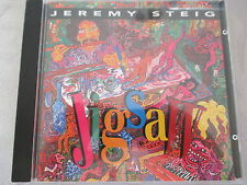 Jeremy Steig - Jigsaw - CD - Fusion Jazz