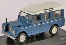 WHITEBOX WHI135, LAND ROVER 109 SERIES 2, 1958, BLUE, 1:43 SCALE