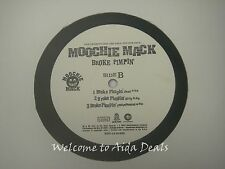 Moochie Mack,We be on Dat/ Broke Pimpin' LP (VG) 12""