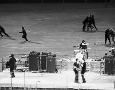 The Beatles Candlestick Park Aug 30, 1966.Photo Print 8.5  x 11""