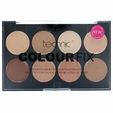 Technic colore FIX CREMA CONTORNO Foundation kit tavolozza